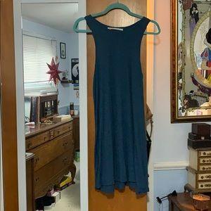Blue Free People Dress